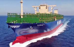 """Południowokoreański armator buduje statek o nazwie """"Gdańsk"""""""