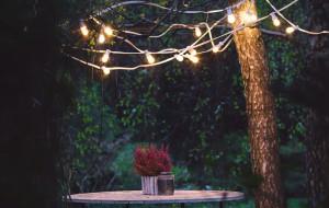 Wybieramy oświetlenie na taras i balkon