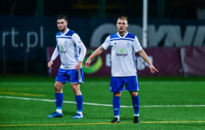 Bałtyk Gdynia wrócił do treningów, choć nie wie, czy III liga dogra sezon