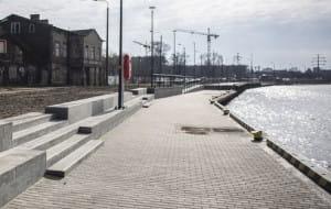 Gdańsk nad wodą: nowe nabrzeże i marina
