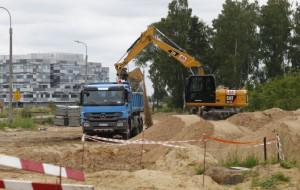 Budowa Trasy Słowackiego wymusza zmiany w ruchu