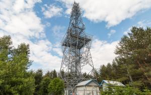 15 lat temu otwarto taras widokowy na wieży na górze Donas