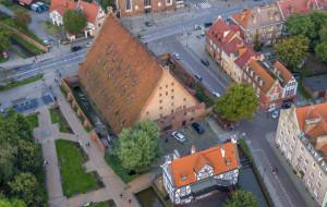 Muzeum Bursztynu w Wielkim Młynie od czerwca 2021