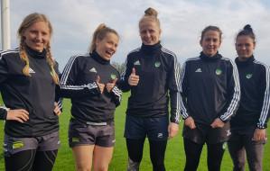 Biało-Zielone Ladies Gdańsk zagrają w Lidze Mistrzyń rugby kobiet