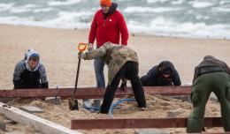 Właściciele barów plażowych liczą na rekordowy sezon