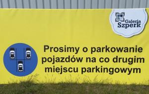 Parkowanie na co drugim miejscu przy centrach handlowych - słuszne zalecenie czy absurd?