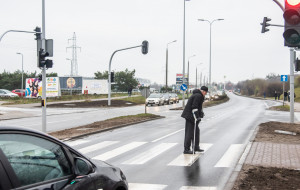 Gdynia: będą nowe przejścia wykrywające pieszych