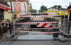 Sopocki restaurator: o zamknięciu tunelu dowiedziałem się z mediów!