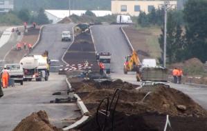Raport z budowy: tak powstaje Trasa Słowackiego