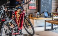 Tu kupisz rower i wypijesz dobrą kawę