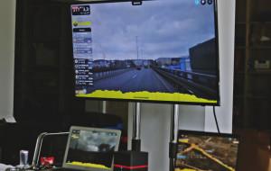 Gran Fondo Gdynia VR. 154 kolarzy w wirtualnym wyścigu
