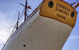 Generał Zaruski wraca po remoncie