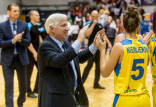 Koszykówka. Arka Gdynia deklaruje chęć gry w Eurolidze kobiet