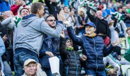 Kibice wrócą na stadiony 19 czerwca. 25 procent pojemności trybun