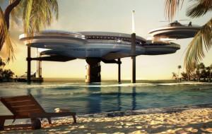 Podwodny hotel rodem z Trójmiasta