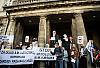 Protest ws. SM Ujeścisko pod prokuraturą