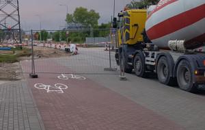Gdynia: zamknięto drogę, objazdu brak
