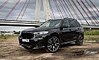 BMW X7: ogromny SUV dla siedmiu osób