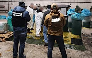 Kokaina warta 3 mld zł przechwycona w Gdyni