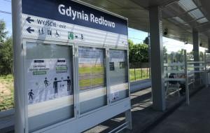 Kasa biletowa nie wróci na peron SKM Redłowo