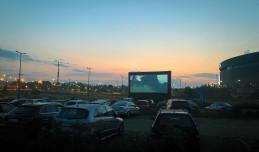 Kolejne kino samochodowe. Tym razem przy Ergo Arenie