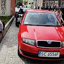 Straż Miejska walczy z COVID-19, a kierowcy rozjeżdżają Śródmieście