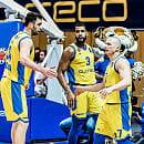 Asseco Arka Gdynia w polskim składzie. Koszykarze wycofali się z Eurocup
