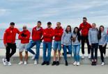 Stoczniowiec Gdańsk ma ośmioro reprezentantów Polski w łyżwiarstwie i short tracku