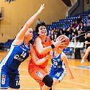 Artemis Spanou już oficjanie. Reprezentantka Grecji nową koszykarką Arki Gdynia