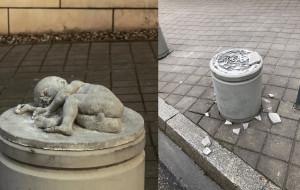 Znaleziono zaginioną rzeźbę Tewu. Teraz szukają... znalazców