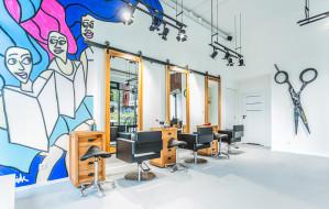 Nowy salon fryzjerski Hairmate w Gdańsku