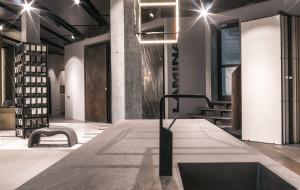 Showroom Laminam powstał w Gdyni