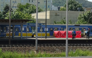 Śmiertelny wypadek na stacji SKM Leszczynki