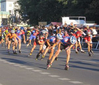 Maraton na kółkach