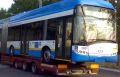 Trolejbusem bez prądu