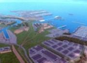 Gdański port widzą ogromny