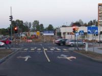Droga Zielona: problem z ruchem na terenie budowy