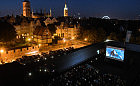 Kino znów na plaży w Orłowie i na dachu Szekspirowskiego