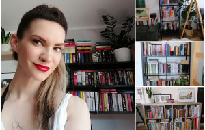 Domowa biblioteczka - modna czy nie? Zaglądamy do zbiorów trójmiejskich pisarzy