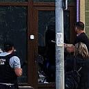 Siłowe wejście do lokalu z nielegalnym hazardem