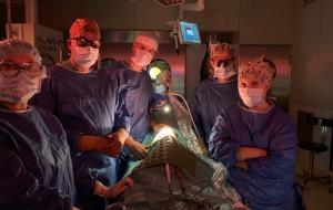 Usunęli przerzuty z płuc dzięki światłu fluorescencyjnemu