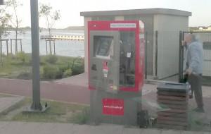 Okradziono kolejny automat z biletami w Gdańsku