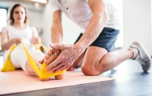 Bezpłatna rehabilitacja dla niepełnosprawnych w domu
