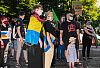 Środowisko LGBT protestowało w Gdańsku