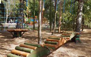 BO w Gdyni 2020: wóz strażacki, park linowy i boisko