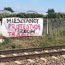 Mieszkańcy Oruni mają dość trąbiących pociągów
