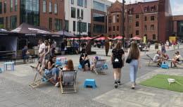 Odbył się festiwal barobusów przy Forum Gdańsk