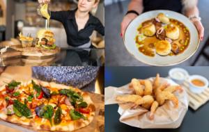 Nowe lokale: śniadania, burgery po tajsku, krewetki i Teksas