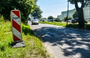Gdynia: od poniedziałku remont nawierzchni ul. Płk. Dąbka