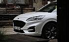 Nowy Ford Kuga: spora metamorfoza